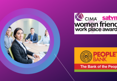 Peoples Bank – empowering women with a 60% representation throughout the bank